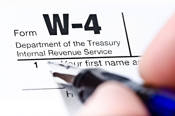 2018 Form W-4 - Bayview Payroll Services is a local Fort Lauderdale Payroll Company